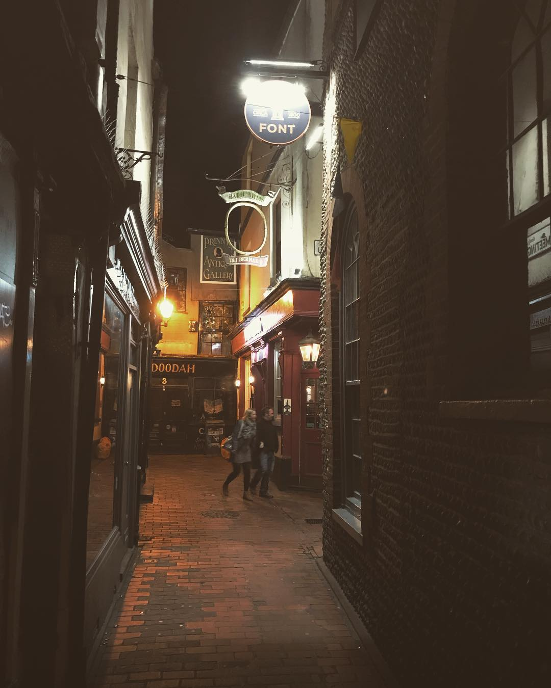 The Lanes, Brighton