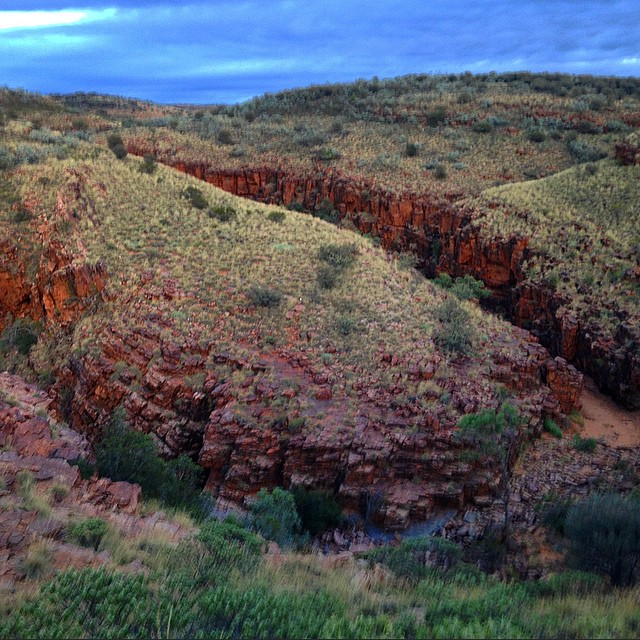 Stunning Views from John Hayes Rockhole Lookout @ausoutbacknt #NTaustralia #eastmacs