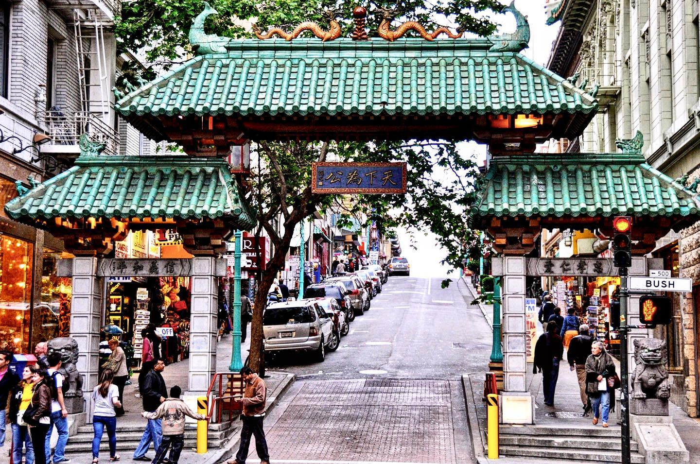 Dragon's Gate, San Francisco, California  A visit to bustling Chinatown is a must. San Francisco has the oldest and second largest Chinatown in North America. #usa #us #unitedstates #unitedstatesofamerica #sanfrancisco #sanfran #chinatown #chinatownsanfrancisco #california #californialove #californiatrip #californiatravel #citybythebay #dragongate #citytrip #citytravel #cityphotography #citypic #travelphotography #reisefotografie #citylove #sanfranciscolife #travelgram #traveladdict #travelblog #travelblogger #reiseblog #reiseblogger