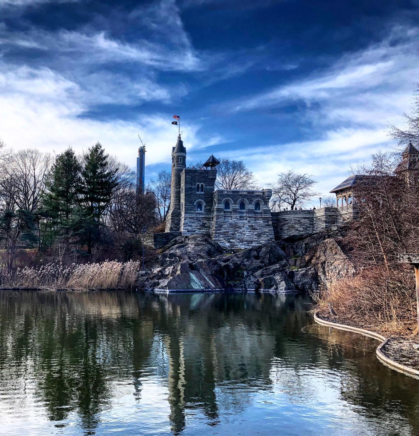Belvedere Castle, NYC, New York New York City's Central Park is filled with so many treasures. Belvedere Castle is one of them and offers picturesque views of Central Park. #usa #us #usatravel #usatravels #usalove #usaliebe #usaaddicted #newyork #nyc #nycphotographer #nycphotography #citytrip #citytravel #citylove #bigcitylove #centralpark #centralparknyc #belvederecastle #hiddengems #castle #travelphotography #reisefotografie #reiseliebe #travellove #travelbug #reiselust #wanderlust #reisenmachtglücklich #reiseblogger #travelblogger